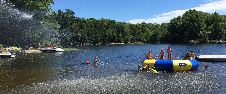 Activities Butterfly Lake Resort